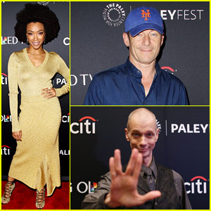 Sonequa Martin-Green & 'Star Trek: Discovery' Cast Bring Show to NYC!