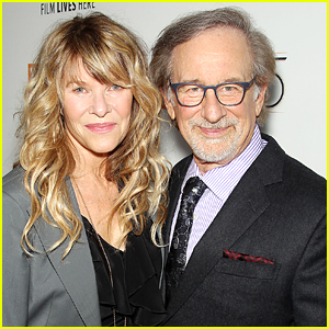 Steven Spielberg & Wife Kate Attend the Premiere of the 'Spielberg' in NYC