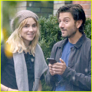 Suki Waterhouse & Diego Luna Are Still Going Strong!