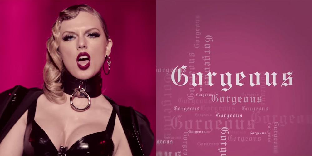 Taylor Swift Gorgeous Stream Lyrics Amp Download Listen Now First Listen Lyrics Music