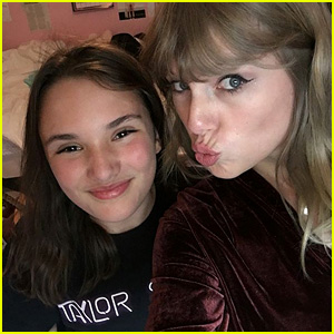 Taylor Swift Surprises Fan at Her Home - See the Pics & Videos!