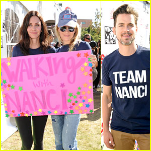 Courteney Cox, Renee Zellweger, Matt Bomer & More Stars Team Up to Defeat ALS!
