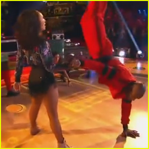 Terrell Owens Break Dances on 'DWTS,' Gets His Best Score Yet - Watch Now!