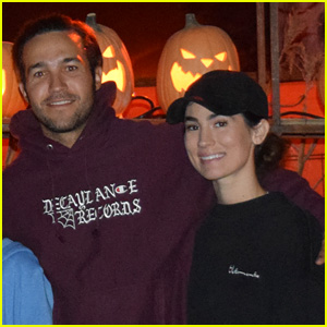 These Celebs Got Spooked on the LA Haunted Hayride!