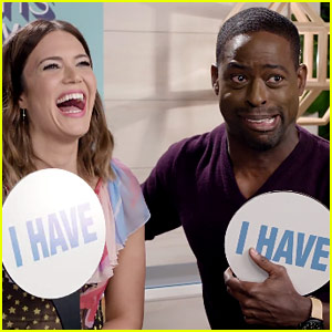 'This Is Us' Stars Play 'Never Have I Ever,' Reveal If They've Ever Had a Sex Dream About a Co-Star!