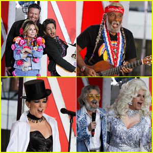 'Today' Hosts Turn Into Country Superstars on Halloween!