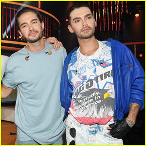 Tokio Hotel's Tom & Bill Kaulitz Step Out Ahead of Dream Machine Tour 2017!