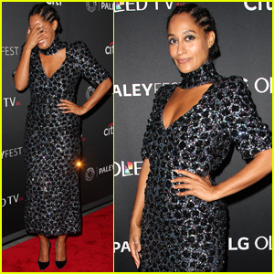 Tracee Ellis Ross Gets Real at 'Blackish' PaleyFest Presentation