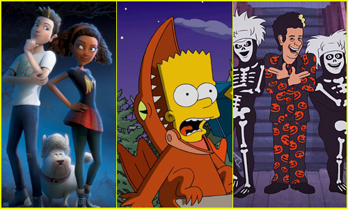 Halloween TV Specials 2017 - What to Watch This October!