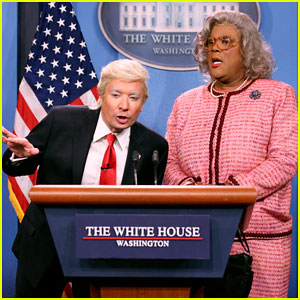 Tyler Perry's Madea Is Trump's New White House Communications Director in 'Tonight Show' Sketch!