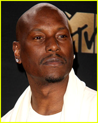 Tyrese Gets to See His Daughter Amid Custody Battle