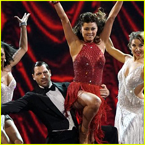 Vanessa Lachey Pays Tribute to Movie Musicals on 'DWTS' (Video)