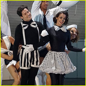 Victoria Arlen Does a Steamboat Mickey Dance for 'DWTS' Disney Night (Video)