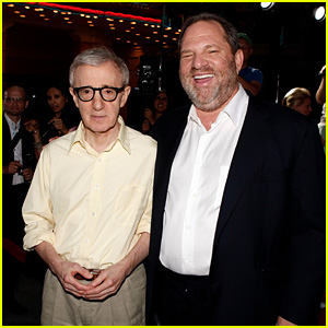 Woody Allen Hopes the Harvey Weinstein Scandal Doesn't Lead to a 'Witch Hunt Atmosphere'
