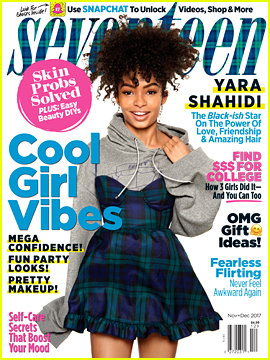 Yara Shahidi Explains Why She Isn't Dating Anybody Yet