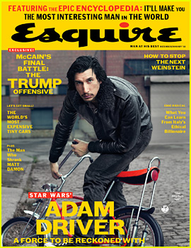 Adam Driver Reveals How Acting in 'Star Wars' Is Different From Other Movies