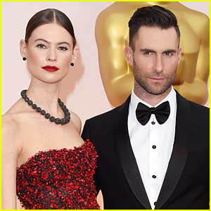 Adam Levine Wears Nothing at All in Behati Prinsloo's New Photo!