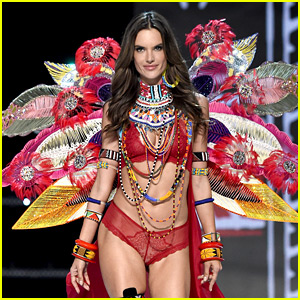 Alessandra Ambrosio Announces Retirement from Victoria's Secret Fashion Show