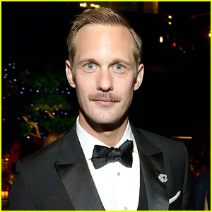 Alexander Skarsgard Needed Stitches on Thanksgiving After Cutting His Hand
