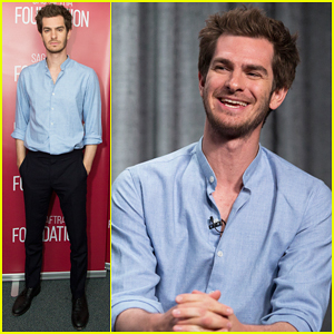 Andrew Garfield Says 'Breathe' Has 'Power to Bring People Into Fully Realized Version' of Themselves!