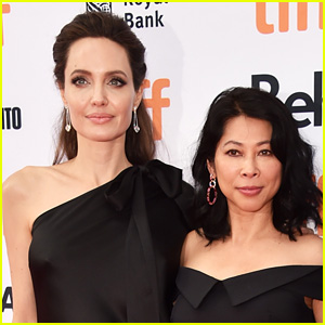Angelina Jolie & Loung Ung to Receive Award at Hollywood Film Awards for 'First They Killed My Father'