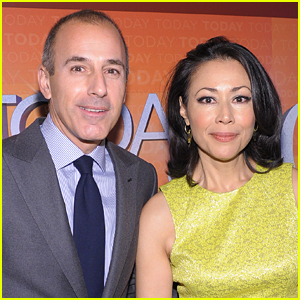 Ann Curry Asked About Former Co-Anchor Matt Lauer's Sexual Misconduct Firing