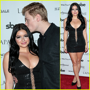 Ariel Winter & Boyfriend Levi Meaden Celebrate Her Cover at 'LaPalme' Magazine Fall 2017 Party!