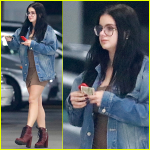Ariel Winter Keeps It Comfy & Cute While Out & About in LA