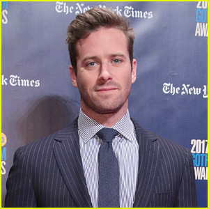 Armie Hammer's Privates Were Digitally Removed From 'Call Me By Your Name'