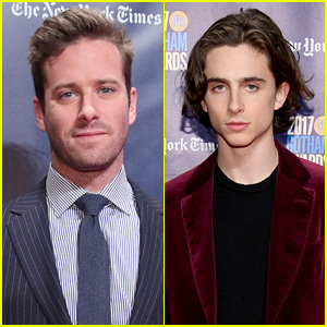 Armie Hammer Quits Twitter After Slamming Buzzfeed's Article
