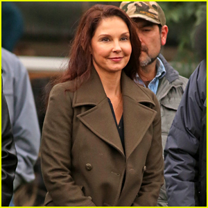 Ashley Judd Gets Back to Work on 'A Dog's Way Home' Following Harvey Weinstein Accusations