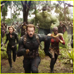 'Avengers: Infinity War' Trailer Brings Back All the Superheroes - Watch Now!