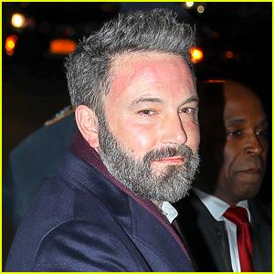 Ben Affleck Is Embracing His Gray Hair - See His Salt & Pepper Look!