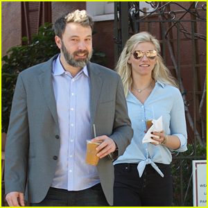 Ben Affleck & Lindsay Shookus Are Sharing a NYC Apartment Together (Report)