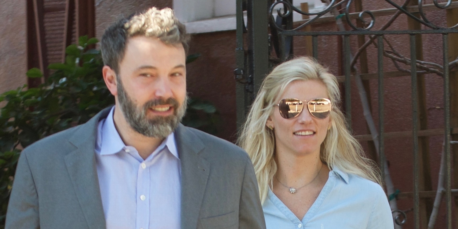 Ben Affleck and Lindsay Shookus Enjoy a NYC Date Night Together!