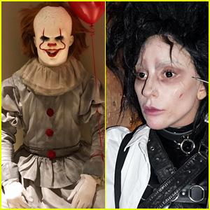 Celebrity Halloween Costumes - 2017's Best Looks Revealed!