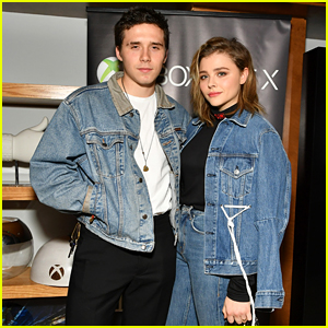 Brooklyn Beckham & Chloe Moretz Make First Official Appearance Since Rekindling Romance