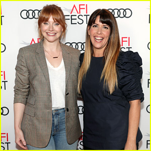Bryce Dallas Howard Interviews Director Patty Jenkins for AFI Fest