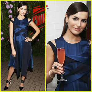 Camilla Belle Teams Up with Cointreau to Celebrate The Art of La Soirée!