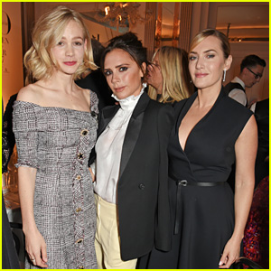 Carey Mulligan, Victoria Beckham, & Kate Winslet Honored at Women of the Year Awards