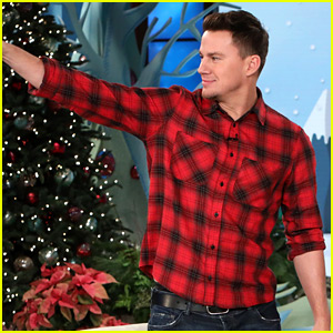 Ellen DeGeneres Gifts Her Audience with Channing Tatum!