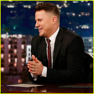 Channing Tatum Tells Ellen DeGeneres That She's The Reason His Dad Knows He Was A Stripper