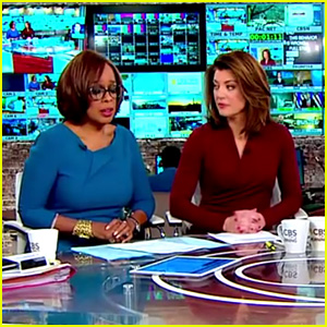 Charlie Rose's Co-Anchors Norah O'Donnell & Gayle King React to Sexual Misconduct Allegations