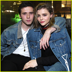 Brooklyn Beckham & Chloe Moretz Enjoy Post-Thanksgiving Camping Trip