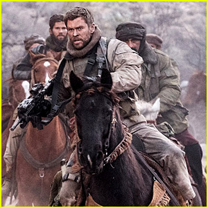 Chris Hemsworth Plays a Horse Soldier in '12 Strong' - Watch the New Trailer!