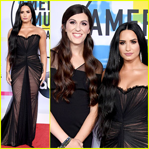 Demi Lovato's AMAs 2017 Date is Virginia Rep. Danica Roem!