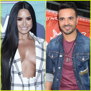 Demi Lovato Teases Spanish Song With Luis Fonsi - Listen Now!