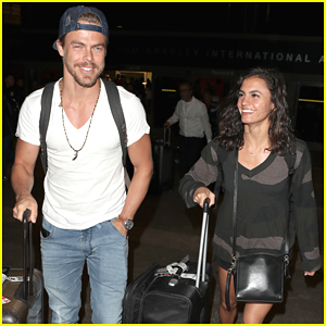 is derek hough dating anyone