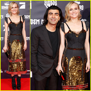 Diane Kruger Stuns at 'In the Fade' Hamburg Premiere!