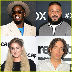 Diddy, DJ Khaled, Meghan Trainor, & Charlie Walk Will Judge Fox's 'The Four'
